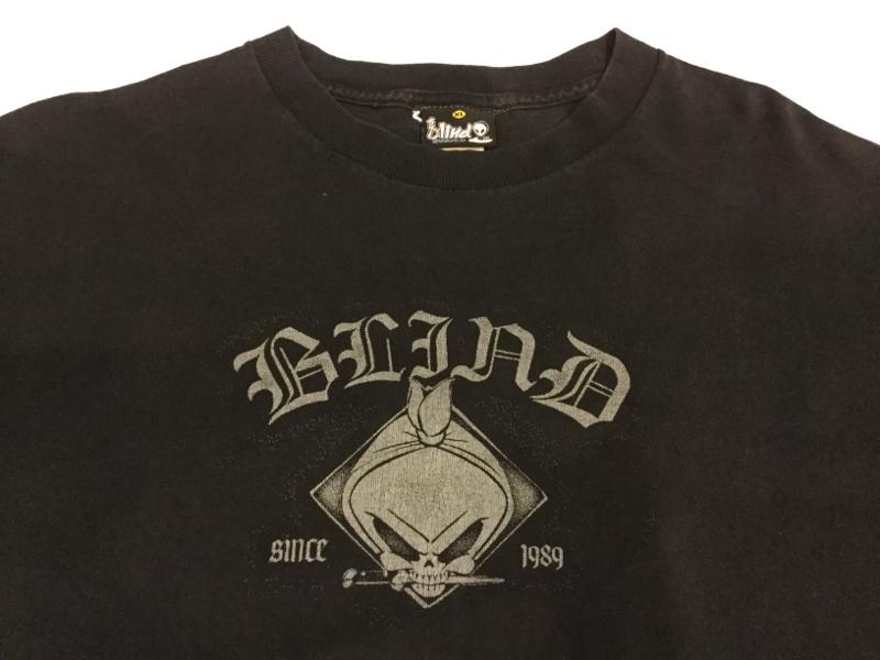 「SHORTY\'S & BLINDスケートTシャツ!! 」_c0078333_18232816.jpg