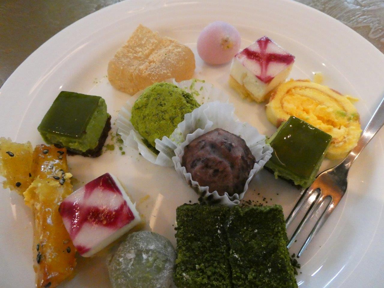 アーバンホテル京都二条プレミアム  cafe lavender_d0106134_22094785.jpg