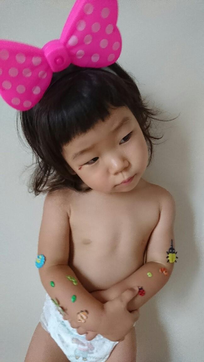 1歳8ヶ月   子供の成長_e0277143_16165550.jpg