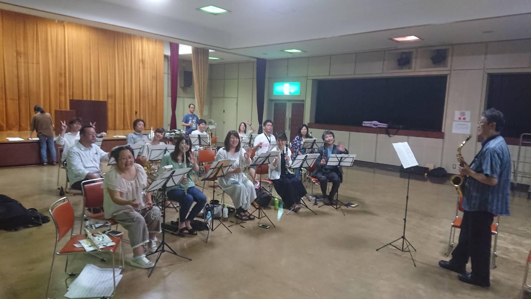 8月25日(日)GGSO練習〜宝島吹奏楽団練習_b0206845_07194812.jpeg