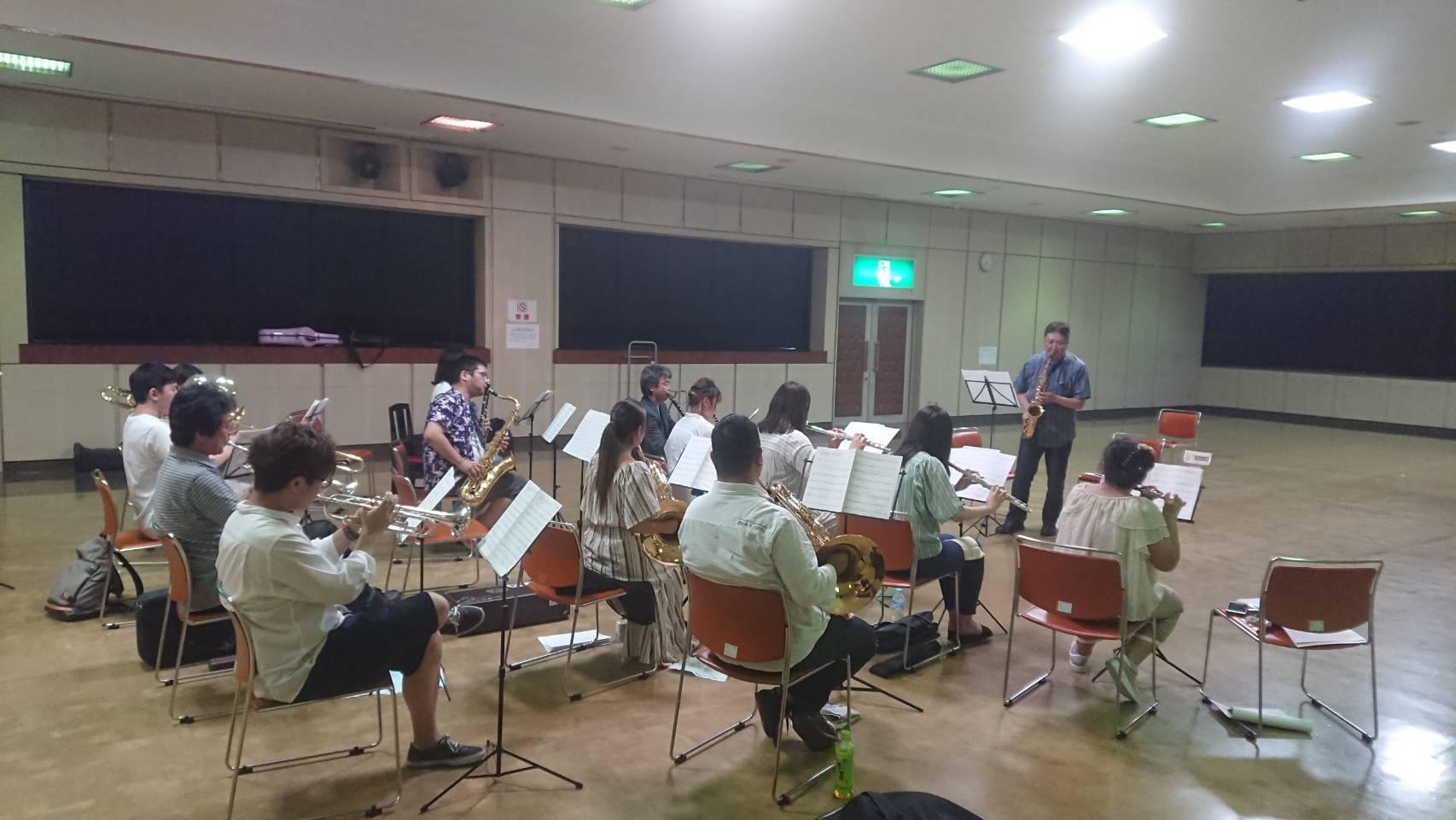 8月25日(日)GGSO練習〜宝島吹奏楽団練習_b0206845_07201289.jpeg
