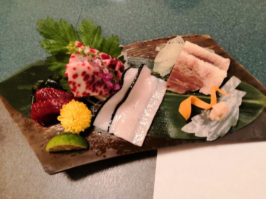 むらさき@肥後橋にて鯨祭~☆_a0004752_21352445.jpg