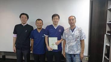 コンポジットレジンと歯周外科を学ぶ_d0150056_21354510.jpg