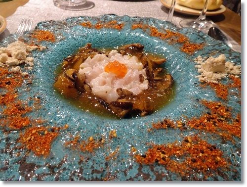 マドリッド Los Montes de Galiciaでディナー_d0013068_11062526.jpg