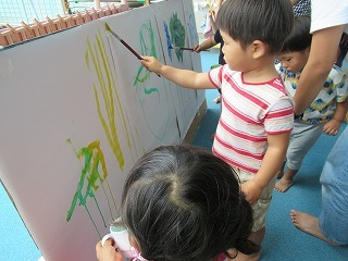 みんなは、小さな芸術家!_f0202388_18030631.jpg