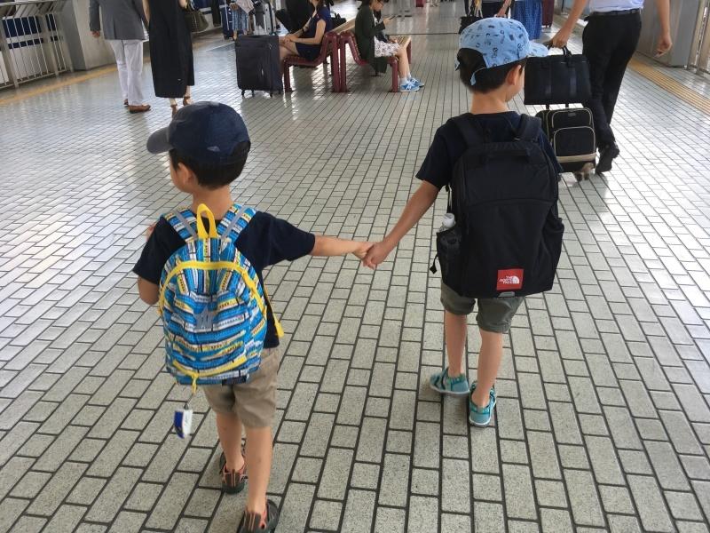 東海道新幹線に乗っていざ京都へ!  *夏休み京都鉄道旅①*_d0367998_10530518.jpeg