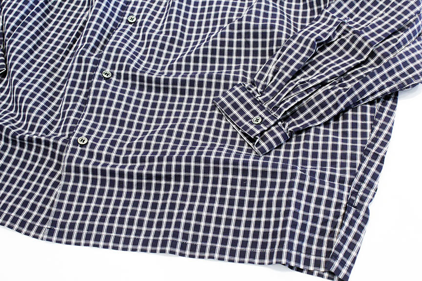 "Ordinary fits (オーディナリーフィッツ) "" GATHER SHIRT \""_b0122806_12422771.jpg"