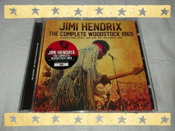 JIMI HENDRIX / THE COMPLETE WOODSTOCK 1969_b0042308_10022152.jpg