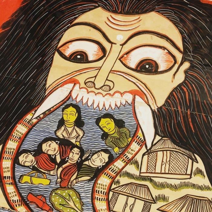 「世界を変える美しい本 インド・タラブックスの挑戦」(三菱地所アルティアム)に行ってきました。_d0116009_08282962.jpg