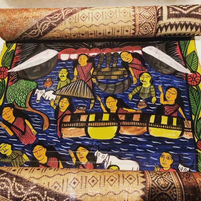 「世界を変える美しい本 インド・タラブックスの挑戦」(三菱地所アルティアム)に行ってきました。_d0116009_08285584.jpg
