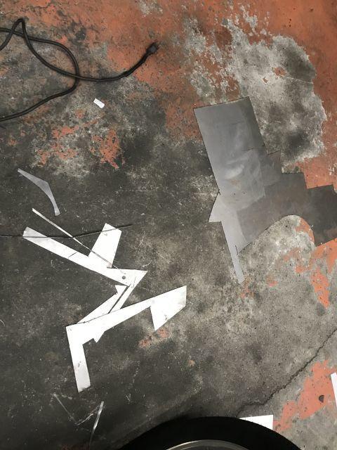 サンダーの刃がなくなった!_a0164918_20315015.jpg