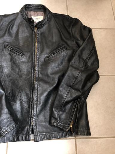 アメリカ仕入れ情報#13 60s BATES motorcycle Jkt ライダースジャケット_c0144020_10562229.jpg