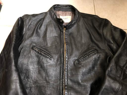 アメリカ仕入れ情報#13 60s BATES motorcycle Jkt ライダースジャケット_c0144020_10563989.jpg