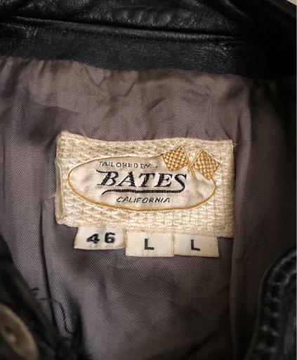 アメリカ仕入れ情報#13 60s BATES motorcycle Jkt ライダースジャケット_c0144020_10564916.jpg