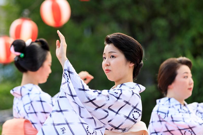 2019 上七軒盆踊り(盆踊り編)_f0155048_0203623.jpg