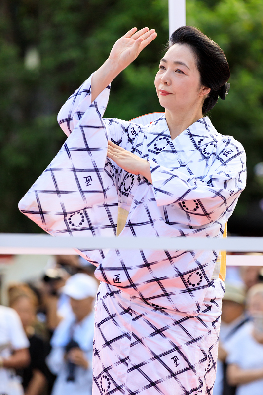 2019 上七軒盆踊り(盆踊り編)_f0155048_0205880.jpg