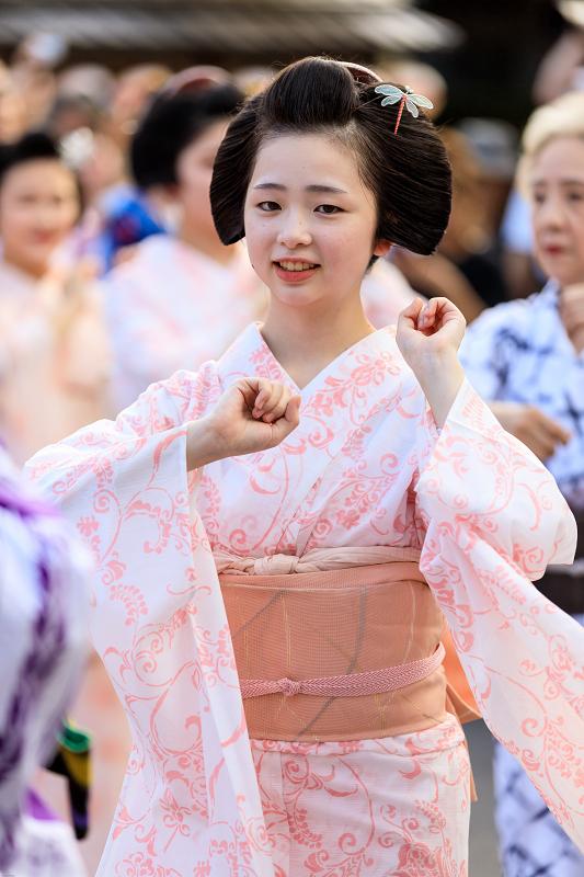 2019 上七軒盆踊り(盆踊り編)_f0155048_0213142.jpg