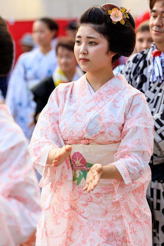 2019 上七軒盆踊り(盆踊り編)_f0155048_022741.jpg