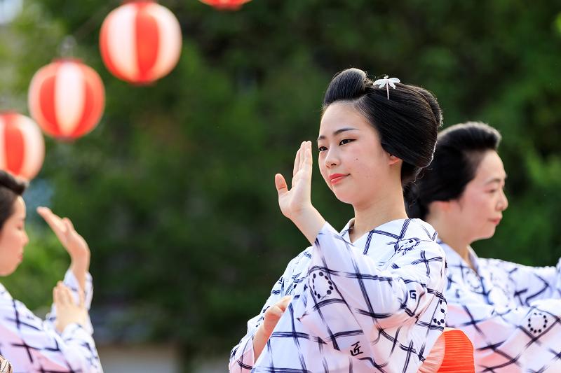 2019 上七軒盆踊り(盆踊り編)_f0155048_023245.jpg