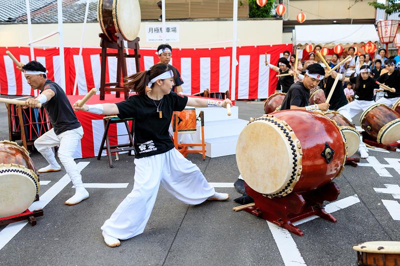 2019 上七軒盆踊り(盆踊り編)_f0155048_0245287.jpg
