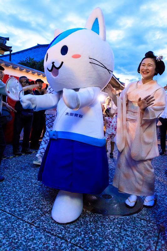 2019 上七軒盆踊り(盆踊り編)_f0155048_0262819.jpg