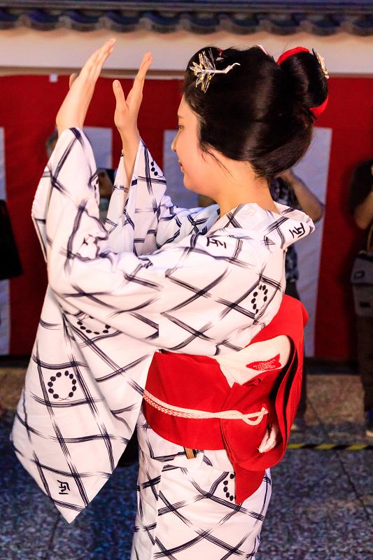 2019 上七軒盆踊り(盆踊り編)_f0155048_0265174.jpg