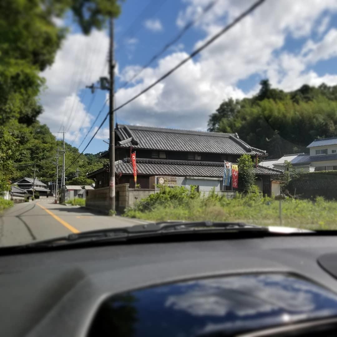 奥河内・音CAFE HENOHENO * 古民家×ハワイアンなカフェのロコモコランチ♪_f0236260_00394439.jpg
