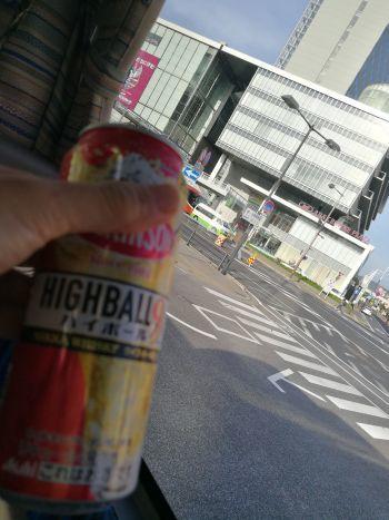 休みの日は大阪へ_a0007462_22015415.jpg