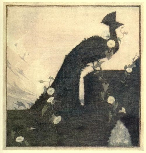 Maxwell Armfield画:The flower book②_c0084183_19272205.jpg