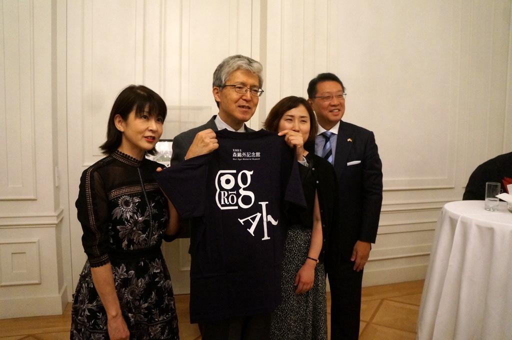 在ベルリン日本大使公邸レセプション 8/23_c0180686_01215497.jpg
