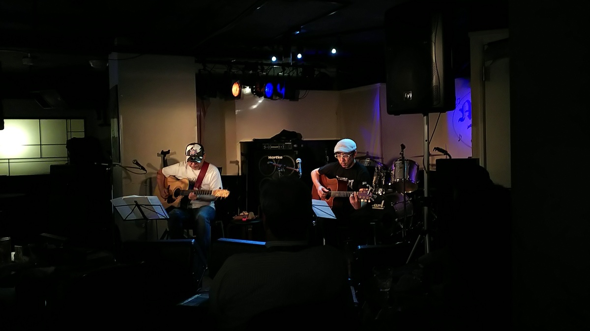 I/GO倶楽部 Live at ModernTimes_c0057390_23200018.jpg