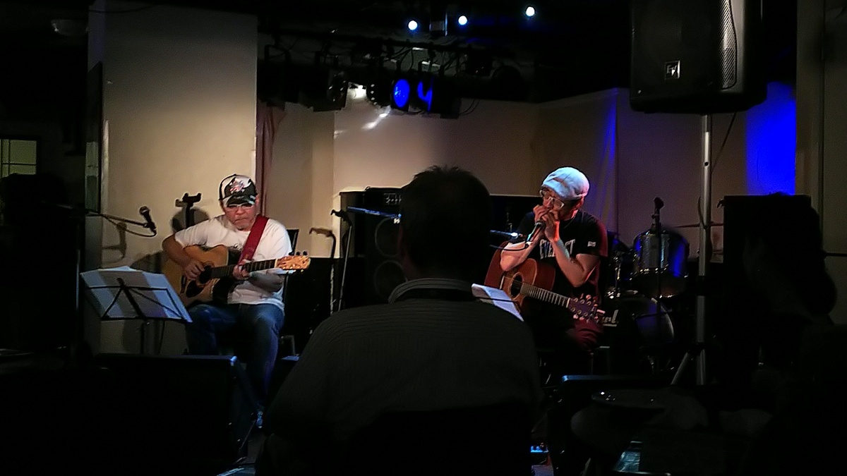 I/GO倶楽部 Live at ModernTimes_c0057390_23201159.jpg