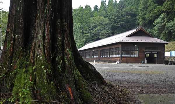 明治に建てられた旧五反田小学校_f0173596_16250394.jpg