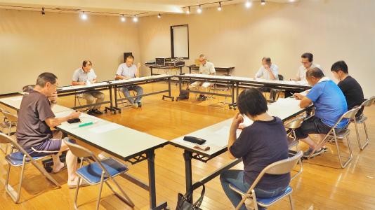 協定会議の運営委員会が開かれました_c0336902_15460023.jpg