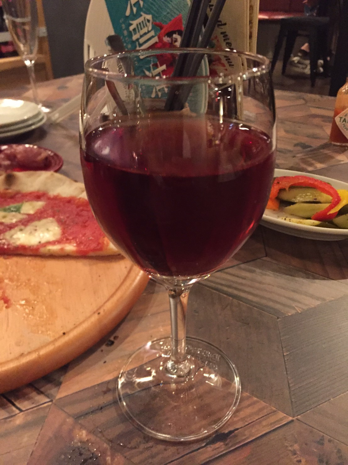 Pizza&Wine ESOLA_e0115904_03192171.jpg