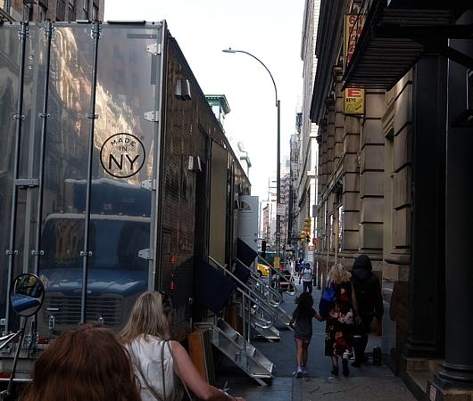 秋のニューヨーク、トライベッカ(Tribeca)地区の街角風景_b0007805_02362191.jpg