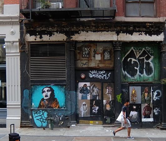 秋のニューヨーク、トライベッカ(Tribeca)地区の街角風景_b0007805_02380883.jpg