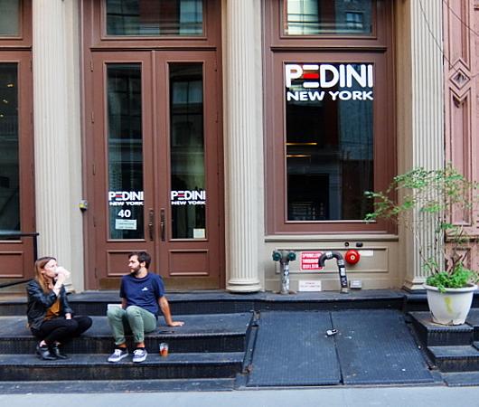秋のニューヨーク、トライベッカ(Tribeca)地区の街角風景_b0007805_02404632.jpg