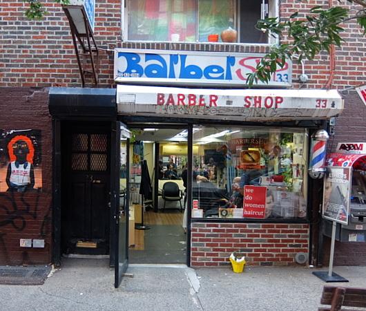 秋のニューヨーク、トライベッカ(Tribeca)地区の街角風景_b0007805_02414024.jpg