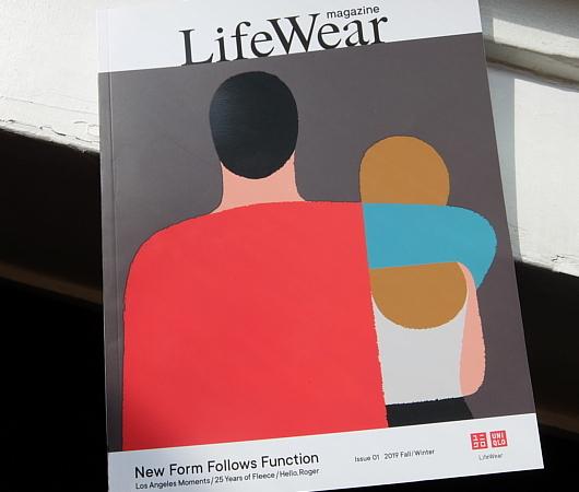 NYでユニクロがフリー・マガジン「ライフウェア」(LifeWare)第一号発行!_b0007805_05030566.jpg