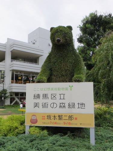 坂本繁二郎展と塩田千春展を見に。_b0129807_17041390.jpg