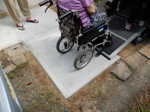 車いすの送迎を安全に行えるように_d0130212_20333513.jpg