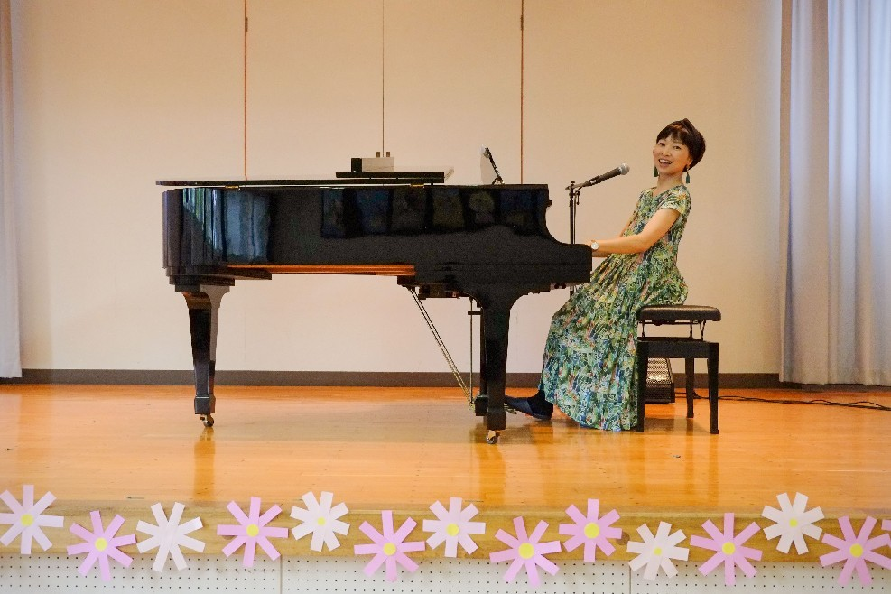 幼稚園コンサート☆_e0239118_19592287.jpg