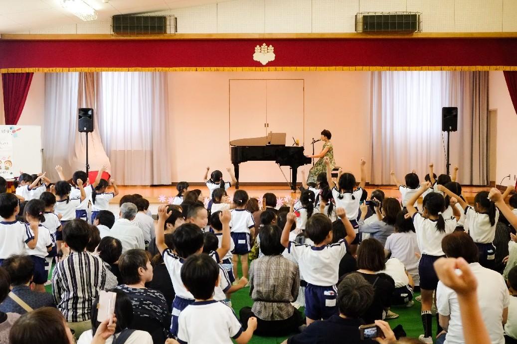 幼稚園コンサート☆_e0239118_19594455.jpg