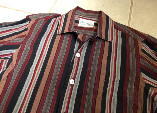 アメリカ仕入れ情報#14 60s DONEGAL オープンカラーシャツ_c0144020_11333858.jpg