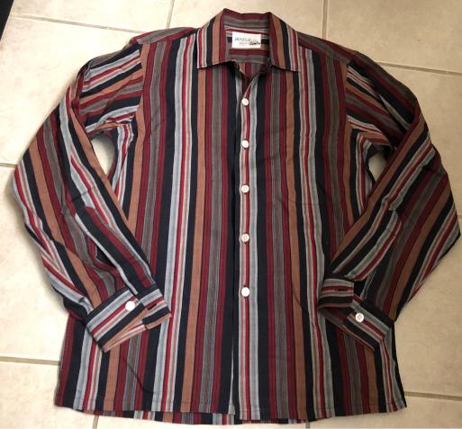 アメリカ仕入れ情報#14 60s DONEGAL オープンカラーシャツ_c0144020_11350234.jpg