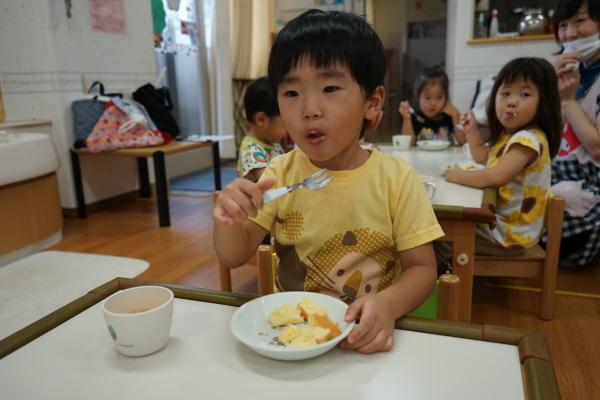 保育園 9月誕生日会_a0166025_16525589.jpg