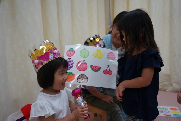 保育園 9月誕生日会_a0166025_17020713.jpg