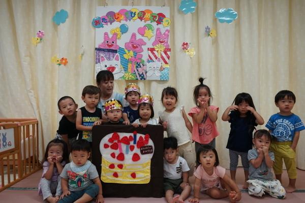 保育園 9月誕生日会_a0166025_17022751.jpg