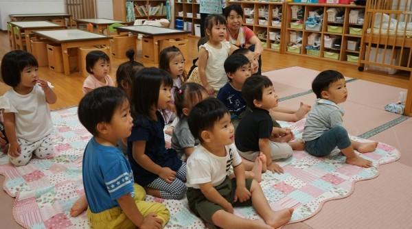 保育園 9月誕生日会_a0166025_17075419.jpg